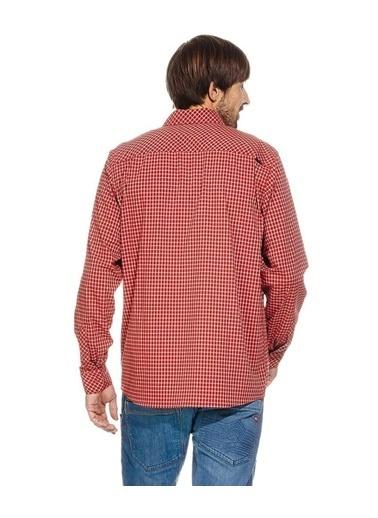 Tatonka Gömlek Kırmızı